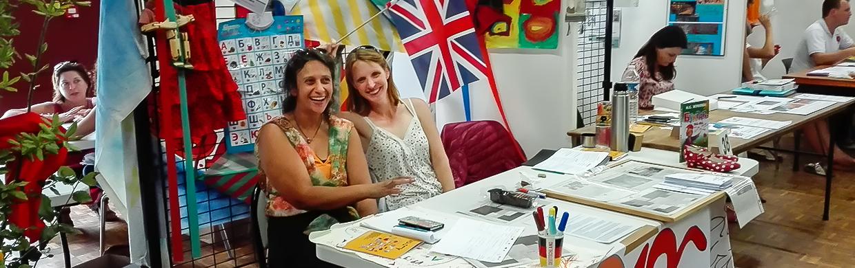 Atelier langues vivantes espagnol, Babellium à Quimperlé